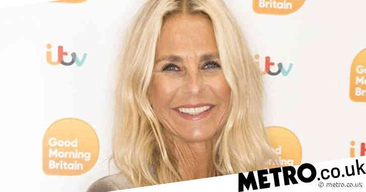 Ulrika Jonsson claims stepfather banned her from cutting hair or going to cinema