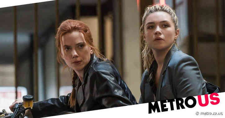 Black Widow's Florence Pugh had to fight Scarlett Johansson on first day: 'Hi! I'm going to beat you now'