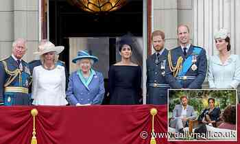 Platinum Jubilee: Queen extends an olive branch to Prince Harry and Meghan Markle