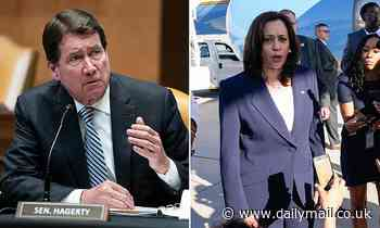 Sen. Hagerty says Harris' trip to El Paso only happened because of 'backlash of public opinion'