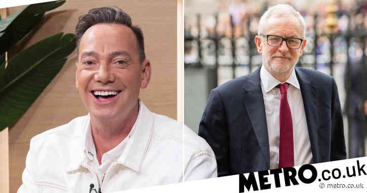 Strictly Come Dancing's Craig Revel Horwood wants Jeremy Corbyn to take part in 2021 series