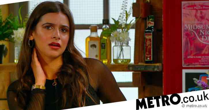 Emmerdale spoilers: New video reveals evil Meena Jutla's horror plan to get rid of Jacob Gallagher
