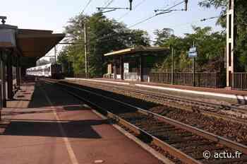 Essonne. Une personne meurt percutée par un train à Yerres, des perturbations sur le RER D et la ligne R - actu.fr