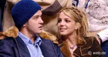 """Justin Timberlake: """"Wir sollten jetzt alle Britney unterstützen"""" - WEB.DE News"""