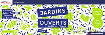 Récital de poésies et musique Les Vallons de l'Ermitage samedi 3 juillet 2021 - Unidivers