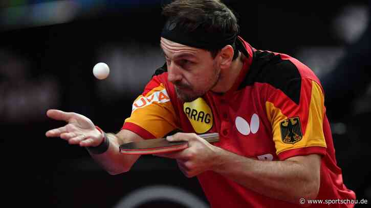 Sechs Medaillen sicher: Boll und Ovtcharov im EM-Halbfinale - sportschau.de