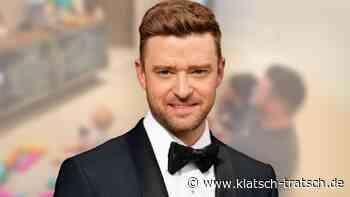 Justin Timberlake – Hallo, kleiner Mann: Er zeigt uns erstmals seinen kleinen Sohn - klatsch-tratsch.de