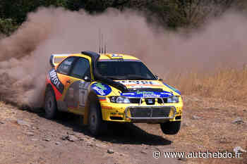 Le podium inattendu de Didier Auriol au Safari 2000 - AUTOhebdo.fr