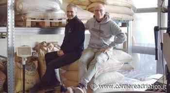 Con Perfero Caffè miscele mondiali, ad Altidona una bella storia di amicizia e affari - corriereadriatico.it