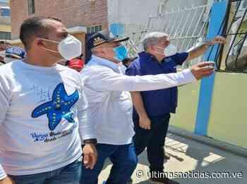 Rehabilitan unas 5 mil viviendas en Catia La Mar - Últimas Noticias