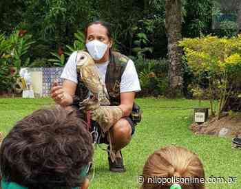 Parque Sara Areal terá atividades especiais com aves de rapina e desbravadores neste domingo - Nilópolis Online