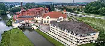 Quartier fürs Wohnen und Arbeiten auf dem Areal der Neckarspinnerei Wendlingen- NÜRTINGER ZEITUNG - Nürtinger Zeitung