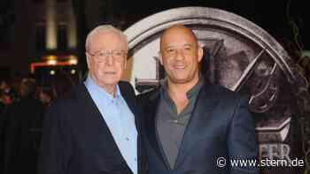 "Vin Diesel: Er will Michael Caine in ""Fast & Furious 10"" - STERN.de"