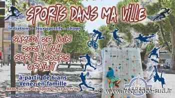 Sports dans ma ville, c'est ce weekend à Gardanne - Frequence-Sud.fr