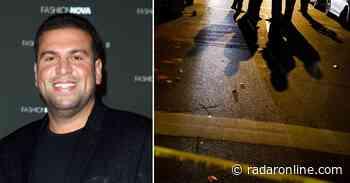 Fashion Nova CEO Richard Saghian Involved In Hollywood Hills Shooting Near Late DJ Avicii's Old House, One Dead - Radar Online