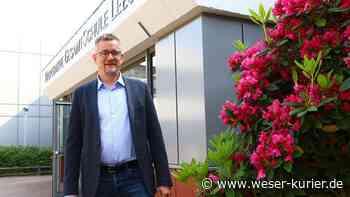 KGS Leeste hat neuen Schulleiter: Michael Krutschke offiziell im Amt - WESER-KURIER