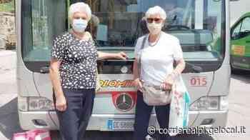 Agordo, anziane in difficoltà con la spesa: Dolomitibus pronta ad allungare la corsa fino alla frazione - Corriere Delle Alpi