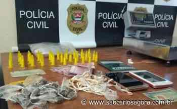 Acusado de tráfico é detido pela Polícia Civil em Porto Ferreira - São Carlos Agora