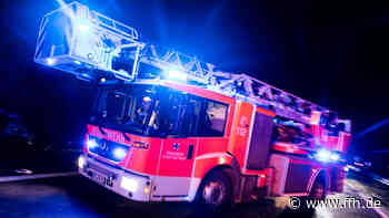 Brand in Lagerhalle in Gelnhausen - HIT RADIO FFH