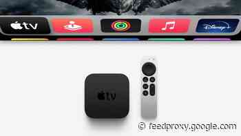 Apple releases tvOS 15 beta 2 to developers