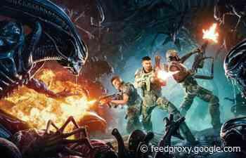 Aliens Fireteam Elite games launches August 24th