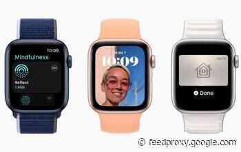 watchOS 8 beta 2 released to Apple developers