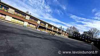 Hautmont : l'ancien collège Périer s'apprête à accueillir plus de 300 écoliers - La Voix du Nord