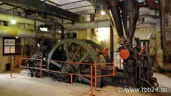 """""""Luise"""" in Domsdorf ist die älteste Brikettfabrik der Welt - rbb24"""