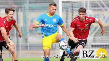 3:1 - Eintracht Braunschweig siegt im Test gegen Halberstadt - Braunschweiger Zeitung