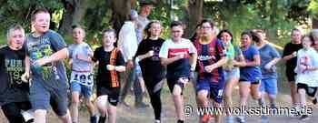 Gemm-Schüler erlaufen in Halberstadt 10.000 Euro für krebskranke Kinder - Volksstimme