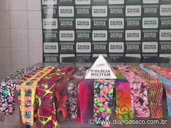 Autora de furto em loja é presa no Centro de Coronel Fabriciano | Portal Diário do Aço - Jornal Diário do Aço