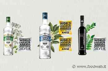 Sambuca Bosco: il Miglior Liquore al World Liqueur Awards 2021 - Foodweb
