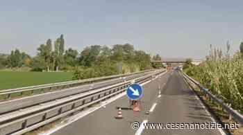 Sogliano al Rubicone. Per incidente chiusa la carreggiata in direzione ss 16 innesto Ravenna della statale 3 Bis Tiberina - cesenanotizie.net
