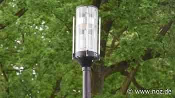 Auftrag vergeben: Straßenleuchten werden in Lengerich auf LED umgestellt - noz.de - Neue Osnabrücker Zeitung