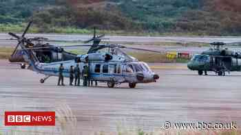 Colombia offers reward after presidential helicopter shooting