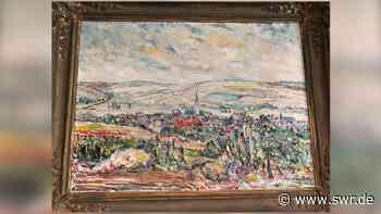 """Der """"Rheinhessenmaler"""" – Ausstellung mit Werken von Jean Metten in Nieder-Olm - SWR"""