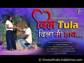 Check Out Latest Marathi Song 'Dil Tula Dila Mi Hay' Sung By Prakash Padwale - Times of India