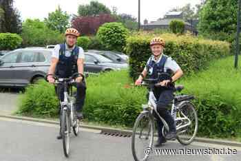 """Politie Grimbergen zet nu ook in op fietsteam: """"We moeten onze boetiek blijven verkopen"""" - Het Nieuwsblad"""