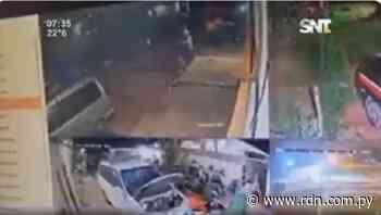 Víctimas de intento de asalto reducen a delincuentes en Piribebuy - Resumen de Noticias