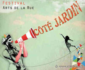 Festival côté Jardin Parc Chavat, rue du Port, 33720 Podensac vendredi 25 juin 2021 - Unidivers