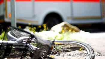 Unfallflucht an der B2: Radfahrer lässt verletzten 15-Jährigen zurück - Augsburger Allgemeine