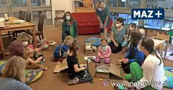 Marienkirche Bad Belzig hat jetzt einen extra Raum für Kinder - Märkische Allgemeine Zeitung