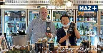 5000 Flaschen gehen nach Japan: Whisky aus Bad Belzig erobert Fernost - Märkische Allgemeine Zeitung