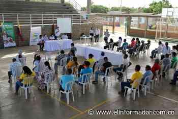 Alcaldía Maicao y Corpoguajira, firman convenio para fortalecer participación ciudadana en proyectos ambientales - El Informador - Santa Marta
