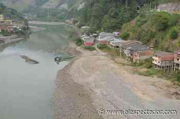 Encuentran cuerpo de niña que cayó al río Cauca en Briceño, Antioquia - El Espectador