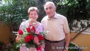 Lambersart: Espérance et André Lansiaux vont fêter leurs 70 ans de mariage en famille - La Voix du Nord