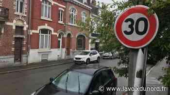 Toute la ville de Lambersart passe à 30 km/h dès cet été - La Voix du Nord