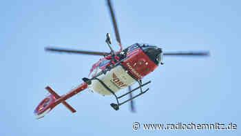Fünf Schwerverletzte bei Unfall auf der A4 bei Lichtenau - Radio Chemnitz