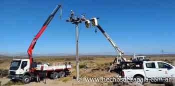 Mañana habrá corte de energía por trabajos en la línea Cutral Co- Zapala - Hechos de Zapala