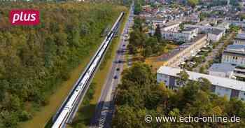 Weiterstadt Bürgerinfo zur ICE-Neubaustrecke bei Weiterstadt - Echo Online